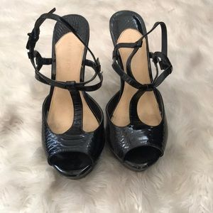 Gianni Bini Black Heels!